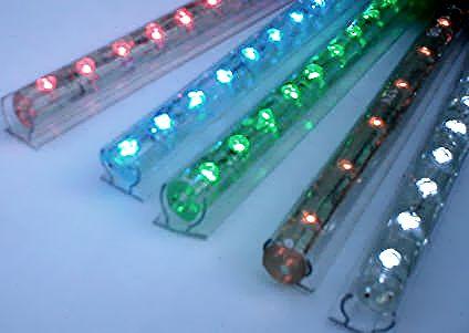 Led Lichtleiste 230 Volt Led Leisten Leuchtdioden Tubelight