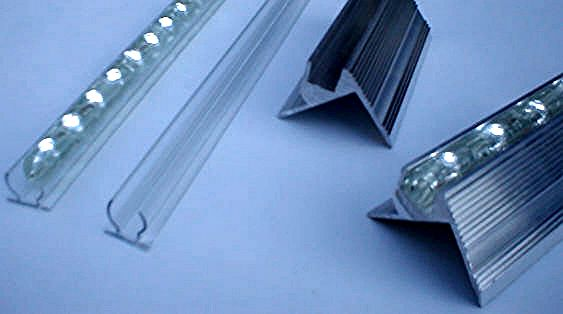 led lichtleiste 230 volt led leisten leuchtdioden tubelight decken beleuchtung led licht. Black Bedroom Furniture Sets. Home Design Ideas
